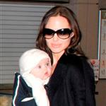 Brad Pitt and Angelina Jolie show off Vivienne and Knox in Japan 31523