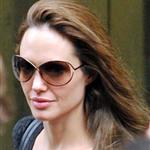 Angelina Jolie on the set of Salt in New York 34716