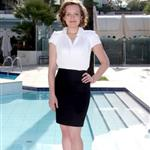 Jon Hamm Elisabeth Moss at Mad Men photo call in Cannes during MIPCOM  70091