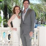 Jon Hamm Elisabeth Moss in Cannes at MIPCOM  70282