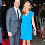 Jon Hamm and Jennifer Westfeldt at the New York screening of To Rome With Love 118341