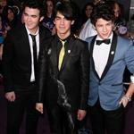 Jonas Brothers at the Jonas Brothers 3D premiere 33757