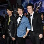 Jonas Brothers at the Jonas Brothers 3D premiere 33753