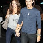 Ashley Greene and Joe Jonas go out for dinner at Katsuya 70828