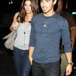 Ashley Greene and Joe Jonas go out for dinner at Katsuya 70832