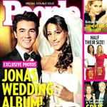 Kevin Jonas's wedding in People Magazine  52700