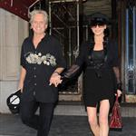 Catherine Zeta Jones and Michael Douglas celebrate their birthdays in New York  47755