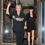 Catherine Zeta Jones and Michael Douglas celebrate their birthdays in New York  47758