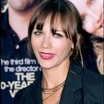 Rashida Jones at the Funny People premiere 43254