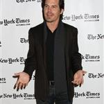 Josh Brolin New York Times Arts & Leisure Week at Times Centre  16253