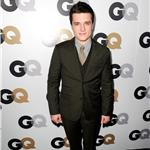 Josh Hutcherson at the GQ Men of the Year party  98759