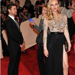 Diana Kruger and Joshua Jackson at Met Gala 2011  84429