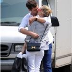 Diane Kruger Joshua Jackson romantic lunch in New York May 2011 84641