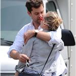 Diane Kruger Joshua Jackson romantic lunch in New York May 2011 84642
