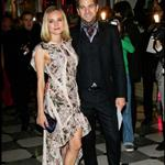 Joshua Jackson and Diane Kruger in Paris for AIDS benefit 31766