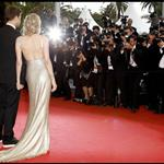 Diane Kruger and Joshua Jackson walk the carpet only at Cannes 2011 85256