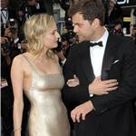 Diane Kruger and Joshua Jackson walk the carpet only at Cannes 2011 85260