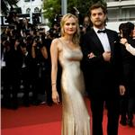 Diane Kruger and Joshua Jackson walk the carpet only at Cannes 2011 85262