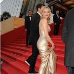 Diane Kruger and Joshua Jackson walk the carpet only at Cannes 2011 85268