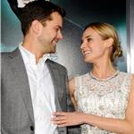 Diane Kruger Joshua Jackson at Unknown premiere in LA 79398