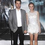 Diane Kruger Joshua Jackson at Unknown premiere in LA 79404