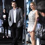 Diane Kruger Joshua Jackson at Unknown premiere in LA 79407