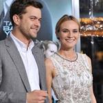Diane Kruger Joshua Jackson at Unknown premiere in LA 79408