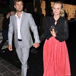 Diane Kruger and Joshua Jackson attend Women In Film celebration with IFP, Calvin Klein Collection & euphoria Calvin Klein at the 65th Cannes Film Festival 114882