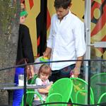 Diane Kruger and Joshua Jackson spend time with a friend and her daughter in Vancouver 123753
