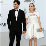 Diane Kruger and Joshua Jackson at AmfAR's Cinema Against Aids gala 115695