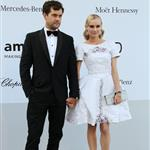 Diane Kruger and Joshua Jackson at AmfAR's Cinema Against Aids gala 115698