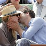 Diane Kruger and Joshua Jackson at the 2012 French Open 116156