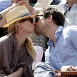 Diane Kruger and Joshua Jackson at the 2012 French Open 116159