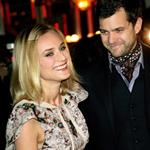 Joshua Jackson and Diane Kruger in Paris for AIDS benefit 31760