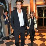 Josh Duhamel with Fergie at Billboard Women of the Year Awards 74168