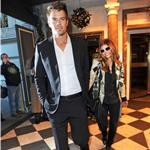 Josh Duhamel with Fergie at Billboard Women of the Year Awards 74169