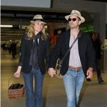 Joshua Jackson and Diane Kruger arrive in Nice  60659