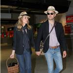 Joshua Jackson and Diane Kruger arrive in Nice  60660