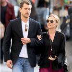 Joshua Jackson and Diane Kruger go for a stroll in New York  59250