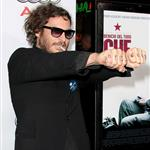 Joaquin Phoenix looks out of it and a mess at the LA premiere of Che and Two Lovers 26851