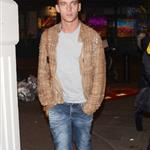 Jonathan Rhys Meyers out in London for Fashion Week, February 2012 121714