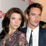 Jonathan Rhys Meyers Natalie Dormer Reena Hammer The Tudors Season 2 premiere in New York 18562