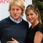 Jennifer Aniston and Owen Wilson in Rome to promote Marley & Me  33940