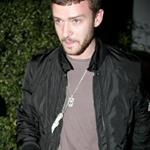 Justin Timberlake and Jessica Biel showed up for dinner at Eva Longoria's restaurant Beso 22844