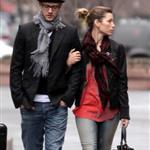 Jessica Biel and Justin Timberlake out for a stroll on Sunday  34478