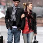 Jessica Biel and Justin Timberlake out for a stroll on Sunday 34477