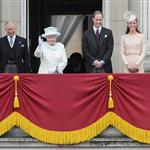 The Queen's Diamond Jubilee Balcony  116599