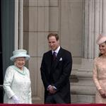 The Queen's Diamond Jubilee Balcony  116620