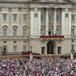 The Queen's Diamond Jubilee Balcony  116625