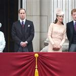 The Queen's Diamond Jubilee Balcony  116644